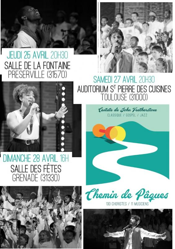 Affiche cantate 2019 photos