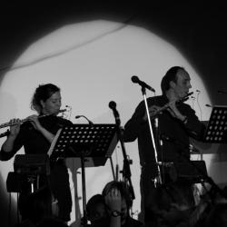 Miryam et Luc : The artists !