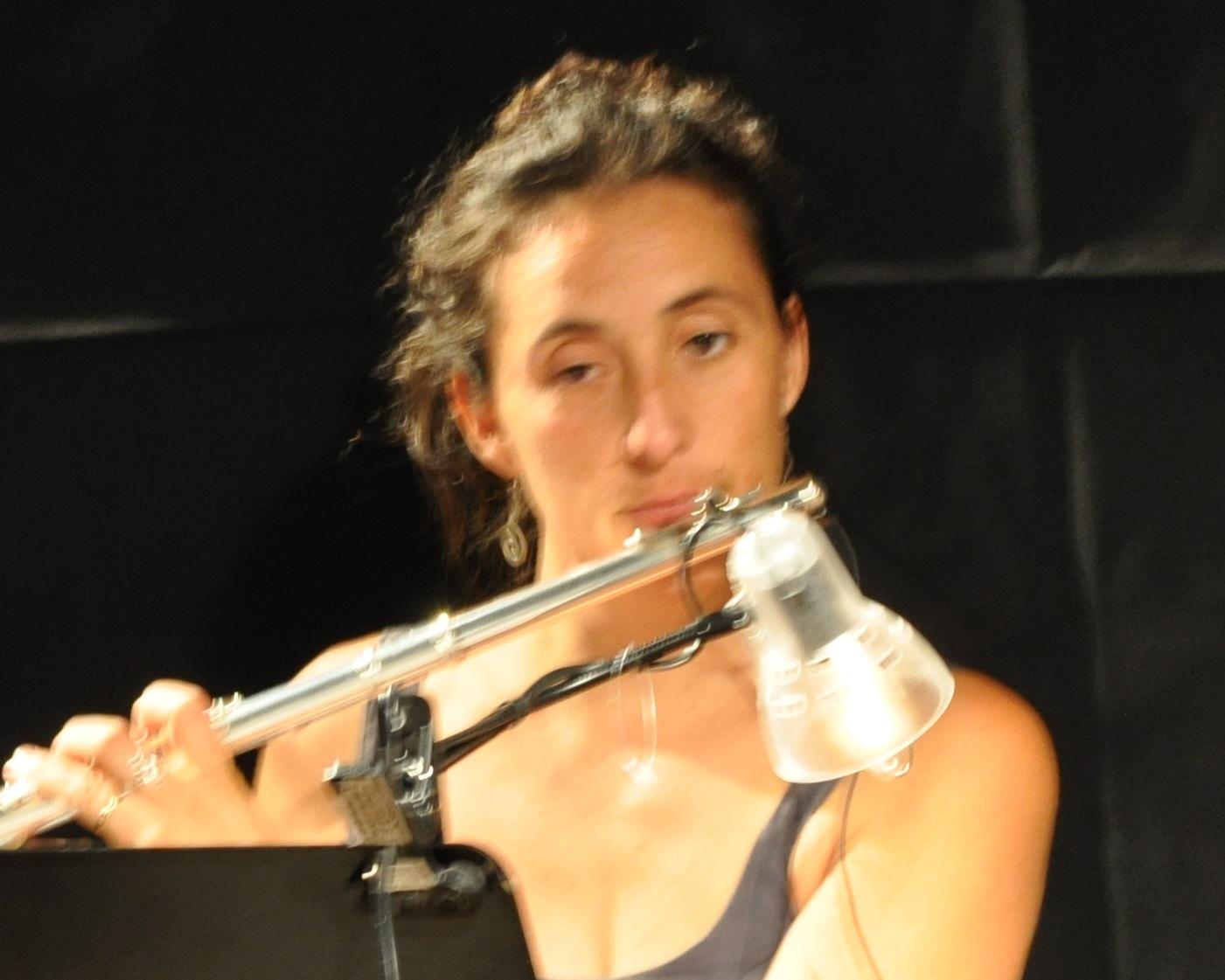 Sarah flute